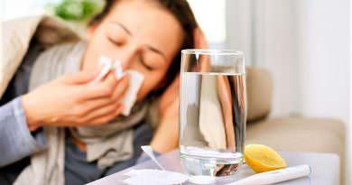 Kiev'de geçen hafta grip nedeniyle hastanelere başvuran kişi sayısı 10 binden fazla