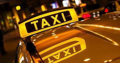Ukrayna'da taksi sektöründe yenilikler getiren yasa tasarısı tartışılıyor