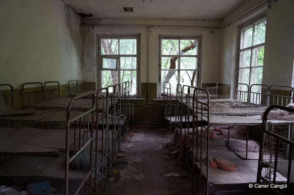 Çernobil'deki Anaokul