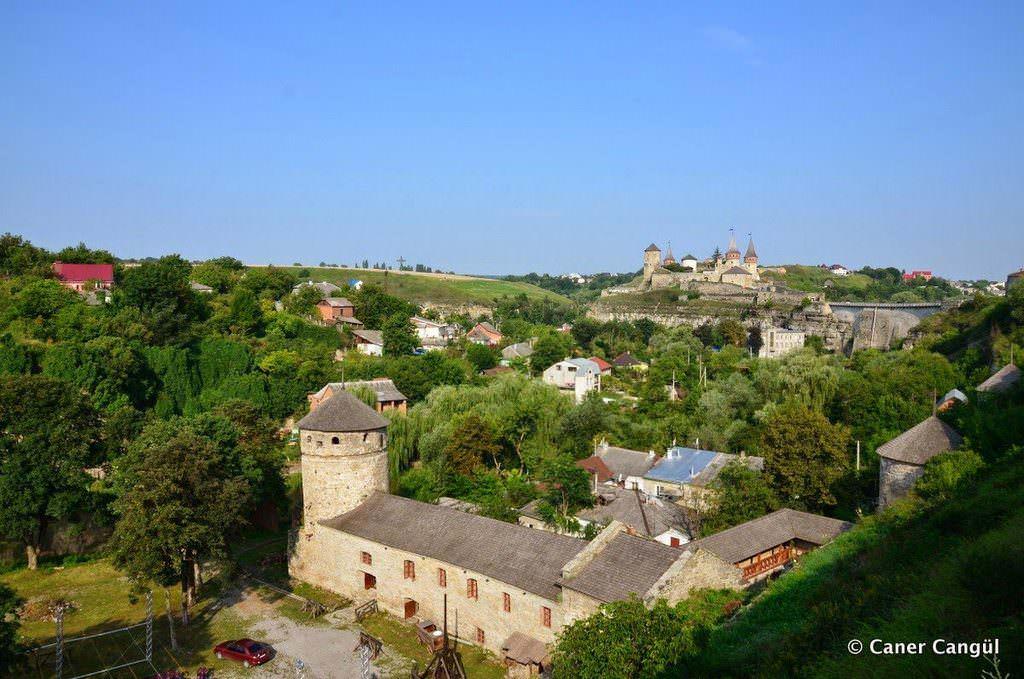 Kamyanets-Podilski