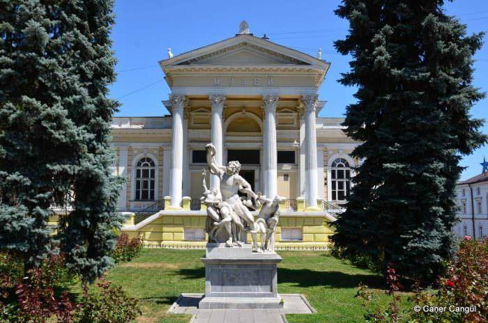Odessa Arkeoloji Müzesi