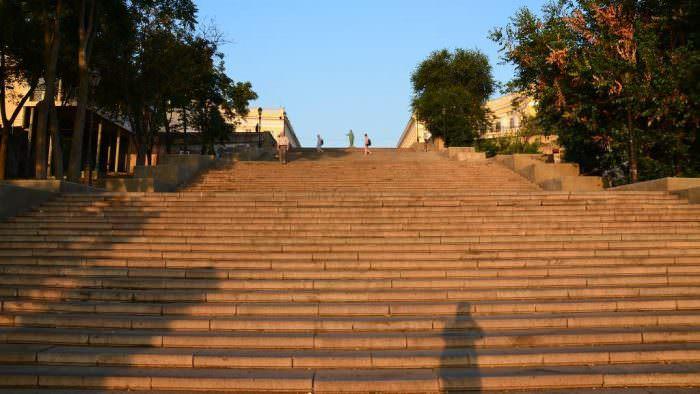 Odessa Potemkin Merdivenleri