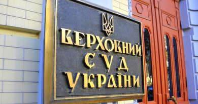 Yargıtay: Ukrayna Cumhurbaşkanı görevdeyken sadece devlet dilini konuşmakla yükümlüdür