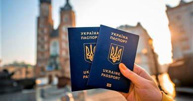 Ukraynalılar Vizesiz Seyahat
