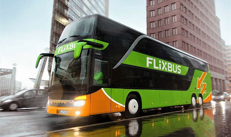 Otobüs FlixBus