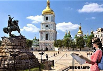 Ukrayna'ya gelen turist sayısı dört kat azalarak 2.7 milyonda kaldı