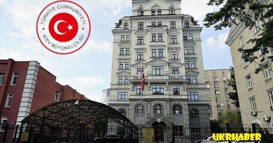 T.C.Kiev Büyükelçiliği, vize işlemlerinin yapıldığı adres değişiyor