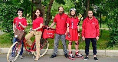 Ukrayna'da yeni bir yemek sipariş organizasyonu daha pazara girdi