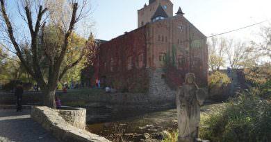 Radomisl Kalesi: Ukrayna ev ikonları müzesi