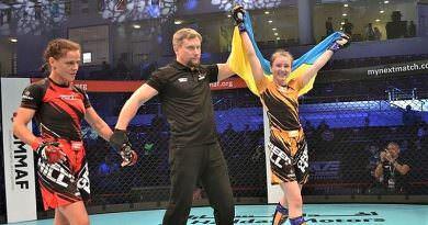 İki Ukraynalı Karma Dövüş Sanatları'nda dünya şampiyonu oldu