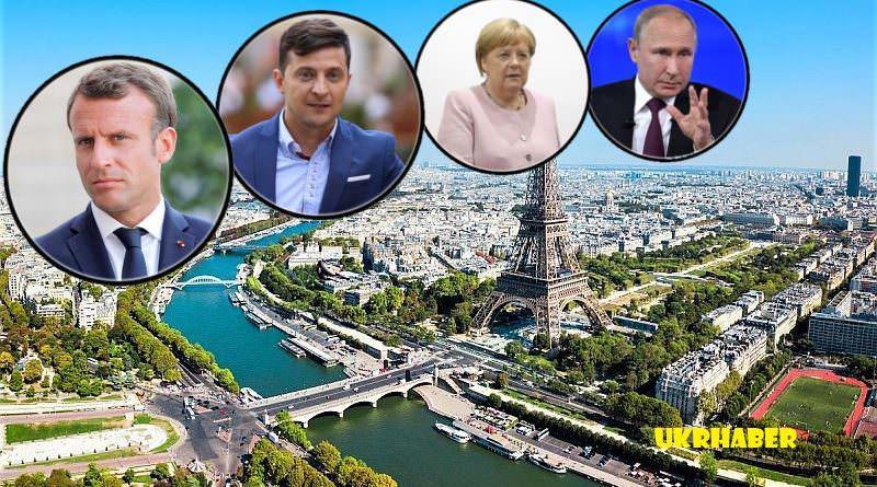 Donbass hakkındaki kritik zirve 9 Aralık'ta Paris'te yapılacak