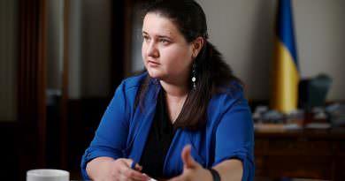 Markarova, Ukrayna devlet borçlarının GSYİH'nın % 40'ına nasıl düşürüleceğini anlattı