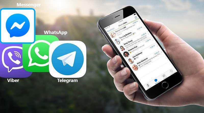 Ukrayna'daki en popüler anlık mesajlaşma programları