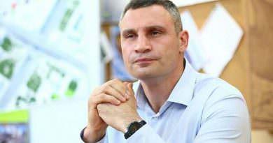 Ulusal Yolsuzlukla Mücadele Bürosu Kliçko hakkında bir dava açtı