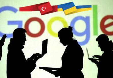 Google'da ne arıyorlar? Ukrayna ve Türkiye karşılaştırması