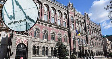 Ukrayna Merkez Bankası'nın yıl sonu enflasyon hedefi % 6