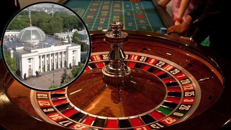 Ukrayna Parlamentosu kumar