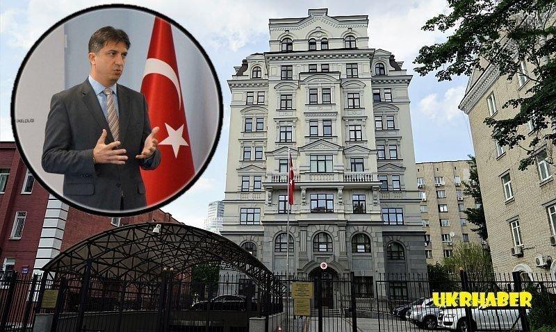 Büyükelçi Güldere Cuma günü Herson'da Türk vatandaşları ve işadamlarıyla buluşacak