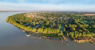 Ukrayna'nın Venedik'i Odessa bölgesindeki Vilkove