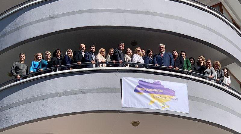 """Ukrayna'nın Ankara Büyükelçiliği: """"Kırım Ukraynadır"""""""