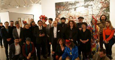 Türk çağdaş sanat sergisi Kiev'de başladı (Video)