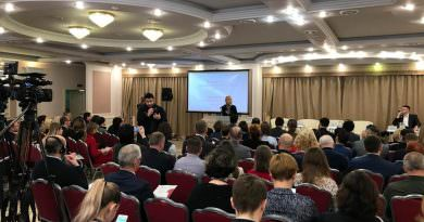 Hocalı Soykırımı ve Barış Paneli Kiev'de düzenlendi
