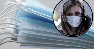 Ukraynalıların maske talepleri 50 kat arttı ve fiyatlar iki katına çıktı