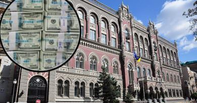Ukrayna Merkez Bankası Dolar1