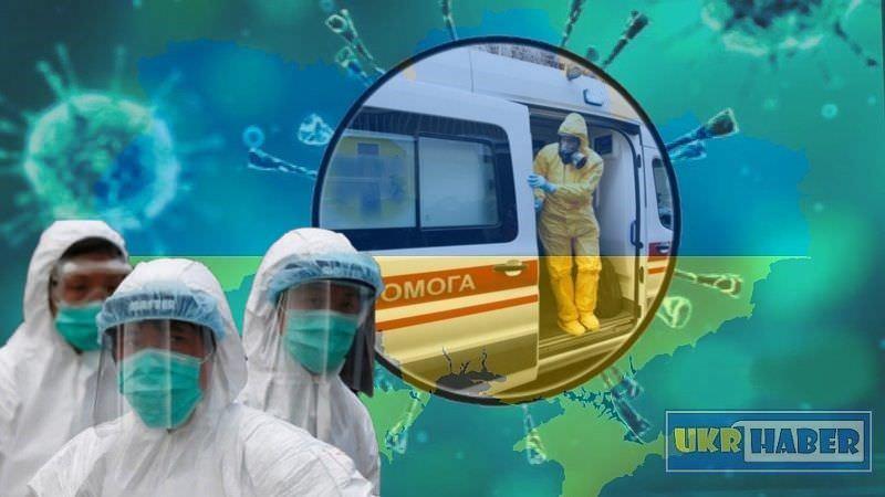 koronavirüs vakaları Ukrayna bölgeler