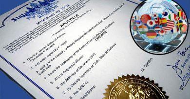 Ukrayna'da kurumlardan aldığınız evrakların apostili ve legalleştirilmesi