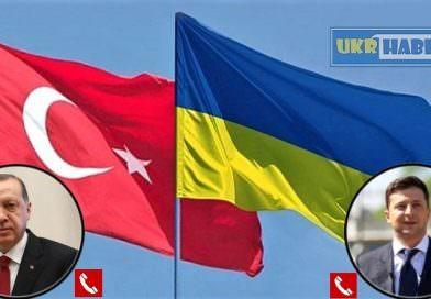 Erdoğan, Ukrayna'ya solunum cihazları ve koruyucu giysiler gönderme sözü verdi