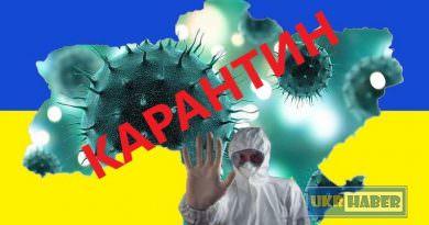 Ukrayna Sağlık Bakanlığı: Kiev dahil 11 bölge karantina hafifletme kriterlerini taşımıyor
