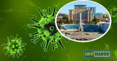 Kiev'de teyit edilen koronavirüs vakalarının sayısı 132 oldu