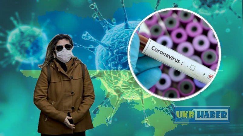 Koronavirüs vakaları Ukrayna