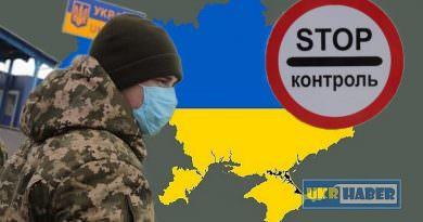 Ukrayna'nın, AB ve Moldova sınırındaki 66 sınır geçiş noktası çalışmaya başladı