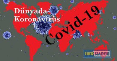 Dünyada günlük koronavirüs yayılımı (1 Nisan)