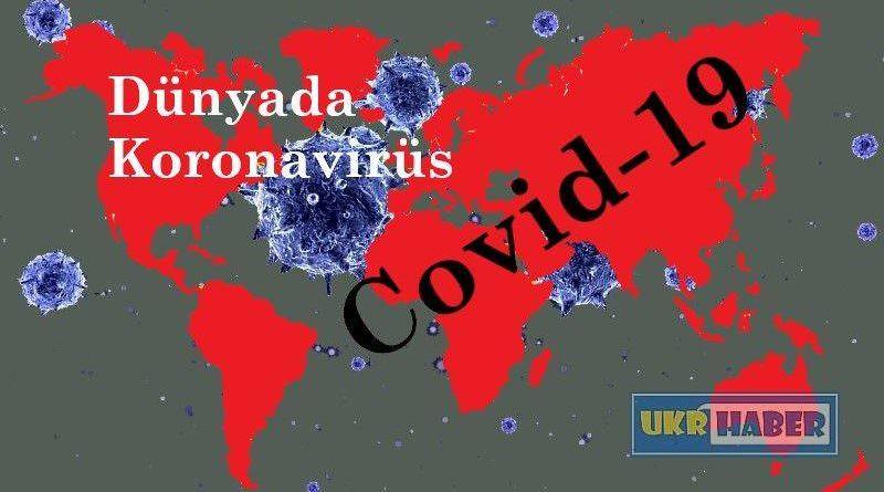 Dünyada günlük koronavirüs yayılımı (2 Nisan)