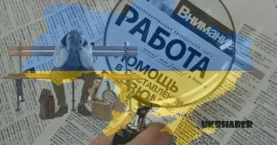 Ukrayna'da kayıtlı işsizlerin % 50'si üniversite diplomasına sahip – Devlet İstihdam Servisi