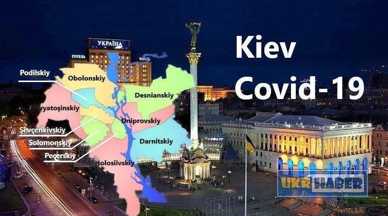 Kiev'de koronavirüste bugün: 29 vaka, 3 ölüm, 44 iyileşen. Toplam 2,739 vaka. (27 Mayıs)