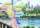 Kiev'de koronavirüs vakası 14'ü doktor 47 kişi daha arttı. Toplam 2,569 (23 Mayıs)