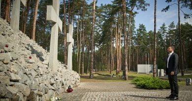 Ukrayna, bugün trajik günleri anıyor 1.5 milyon Ukraynalı tutuklandı, binlercesi öldürüldü