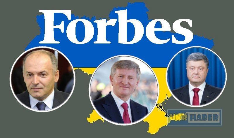 Ukrayna'nın en zengin 100'ü belirlendi