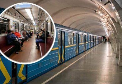 Kiev ve Harkov'da iki aylık bir aradan sonra metro seferleri yapılmaya başladı (video)