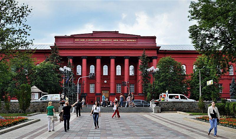 taras şefçenko üniversitesi