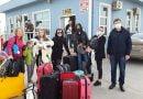 73 Ukraynalı daha Türkiye'den feribotla dönüyor
