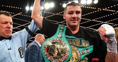 Ukraynalı boksör Gvozdik emekli olduğunu açıkladı