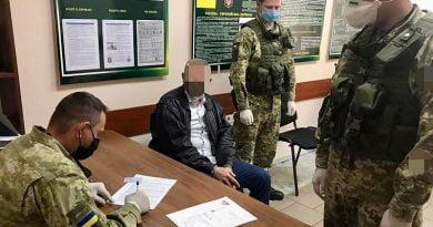 Moldova'da araması olan Türk vatandaşı Odessa'da yakalandı