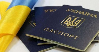 Pasaport Ukrayna