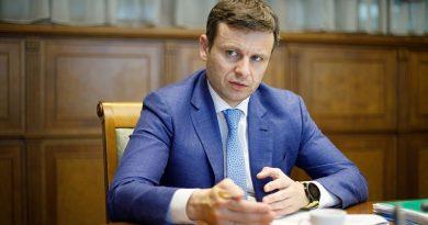 Sergey Marçenko Maliye Bakanı
