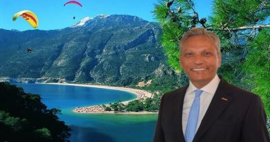 TÜRSAB başkanı Firuz Bağlıkaya